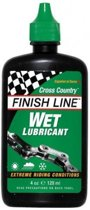 Olie finish wet lubricant cross 120ml