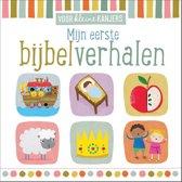 Boek cover Mijn eerste bijbelverhalen van Sarah Vince (Hardcover)