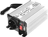 Omvormer 12V-230V - 200W + USB