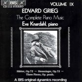 Grieg - Piano Music Ix