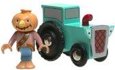 BRIO Speelfiguur Bob de Bouwer - Trekker en Spud
