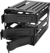 900D 1x HDD drive cage