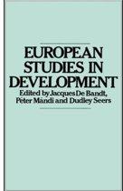 European Studies in Development