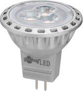 Goobay 30583 2W GU4 A++ Koel wit LED-lamp