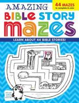 Amazing Bible Story Mazes