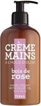 """Marseille Handcrème op basis van olijfolie """"Bois de Rose"""" - rozen"""