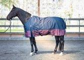 Harry's Horse Regendeken 0gr Thor fleece 205cm blueberry (blauw)