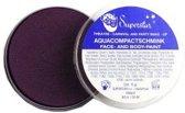 Aquaschmink Superstar paars 16 gr - 038