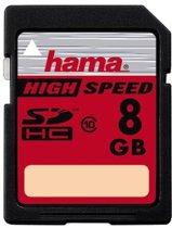 Hama Hs Gold SD kaart 8GB
