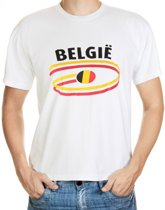 België T-Shirt - Mannen - Maat L