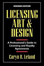Licensing Art and Design