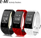 E-MI S2 Sport ZRW – Activity tracker – Sporthorloge – Stappenteller – Hartsl