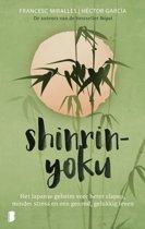 Boekomslag van 'Shinrin-yoku'