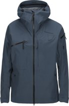 PEAKPERFORMANCE MEN'S ALPINE SKI JACKET BLUE STEEL-XL