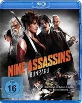 Nine Assassins (import) (blu-ray)