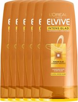 L'Oréal Paris Elvive Inten Glad Conditioner - 6 x 200 ml- Voordeelverpakking