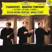 Tchaikovsky: Manfred Symphony, etc / Pletnev, Russian NO