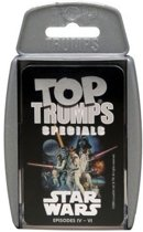Top Trumps: Star Wars Episodes IV-VI