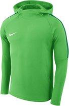 Nike Dry Academy Football Sporttrui performance - Maat S  - Mannen - groen - donker groen
