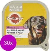 Pedigree Extra Vital - Hondenvoer - 30 x 300 g Huid/Vacht