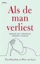Boekomslag van 'Als de man verliest'