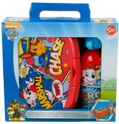 Paw Patrol Comic Lunch box + aluminium fles