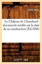 Le Ch�teau de Chambord