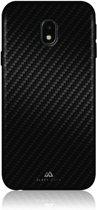 Black Rock Zwart Flex Carbon Case Samsung Galaxy J3 (2017)