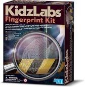 4M Kidzlabs Spy Science - Vingerafdrukken Set