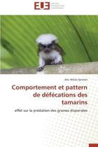 Comportement Et Pattern de D�f�cations Des Tamarins