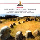 Debussy/Bartok: Quatuor Pour La Fin