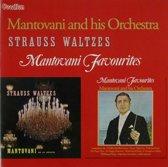 Decca Archives -  Strauss Waltzes & Mantovani Favourites