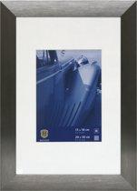 Henzo Luzern Fotolijst - Fotomaat 20x30 cm - Donker Grijs