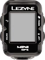 Lezyne Mini GPS Fietscomputer - 29 gram - Zwart