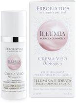 100% biologische gezichtscrème voor de normale en gemengde huid