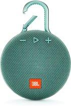 JBL Clip 3 - Turquoise - Draagbare Bluetooth Mini Speaker