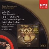 Richter /Monte Carlo Nat Op Or - Grieg & Schumann Piano Concer