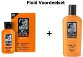 Floid Scheerolie 50 ml + Shampoo 3 in 1 250 ml - Voordeelset