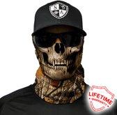 Forest Camo skull - Faceshield