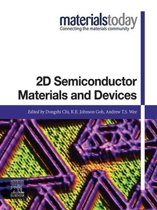 2D Semiconductor Materials and Devices