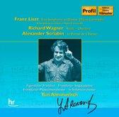 Ahronovitch Liszt Wagner Scriabin 1 Cd