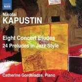 Kapustin: Eight Concert Etudes