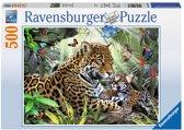 Ravensburger Jaguar - Puzzel