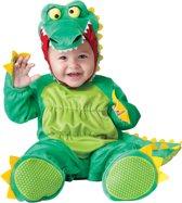 Krokodil kostuum voor baby's - Luxe - Verkleedkleding