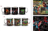 Marvel Comics Heat Change Mug