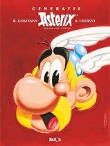 Boek cover Asterix generatie Hc00. hommage album asterix 60 jaar van Diverse
