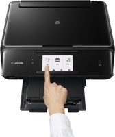 Canon Pixma TS8050 - All-in-One Printer / Zwart