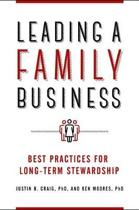 Leading a Family Business