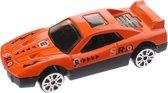Johntoy Schaalmodel Super Cars Die-cast 7 Cm Oranje