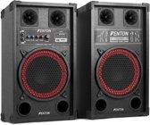 """Actieve speakerset - Fenton SPB-10 - 600W actieve speakerset 10"""" met o.a. Bluetooth - Ook"""